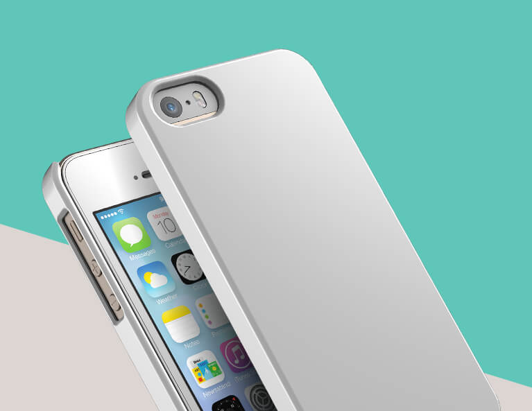 Personalise your IPhone 5S case on Case Station