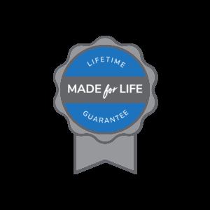 Lifetime guarantee on personalise Case Station